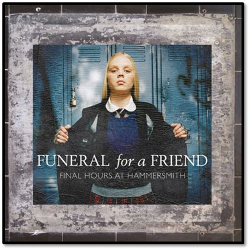 Funeral For A Friend - Final Hours At Hammersmith LP Released 29/11/19
