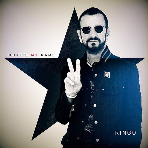 Ringo Starr - What's My Name LP Released 25/10/19