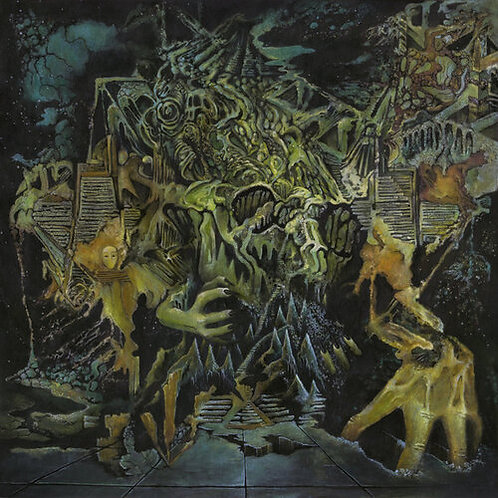 King Gizzard & The Lizard Wizard - Murder Of The Universe LP #LRS