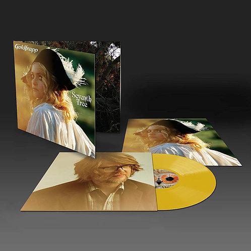 Goldfrapp - Seventh Tree LP Released 05/03/21