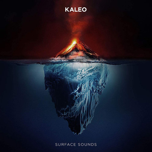 Kaleo - Surface Sounds Opaque White Vinyl Released 23/04/21