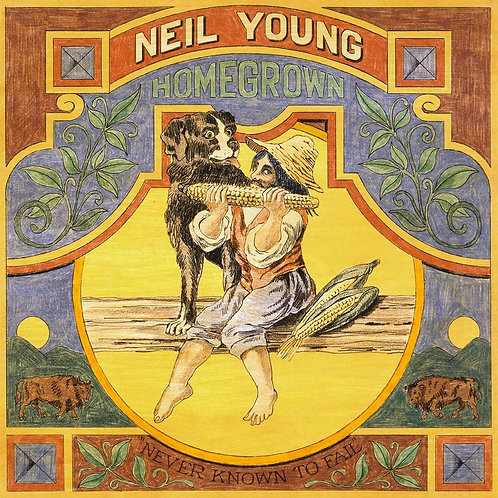 Neil Young - Homegrown CD Released 19/06/20