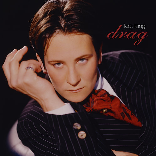 K. D. Lang - Drag LP