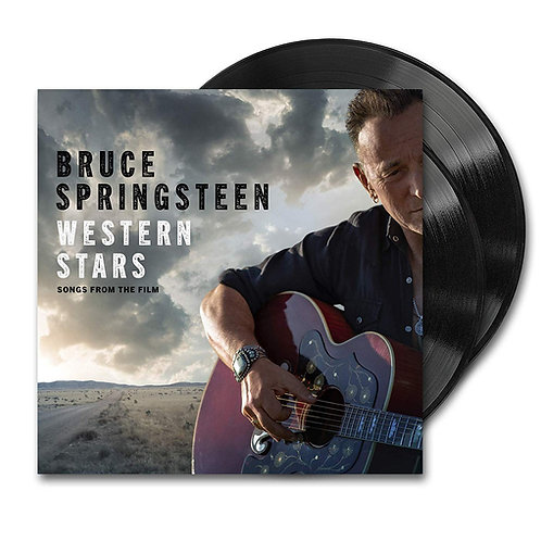Bruce Springsteen - Western Stars - Songs From The Film LP Released 13/12/19