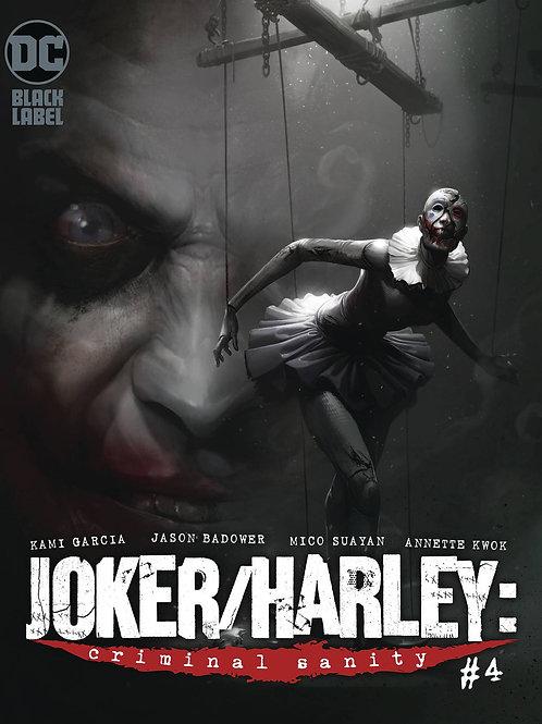 JOKER/HARLEY CRIMINAL SANITY #4