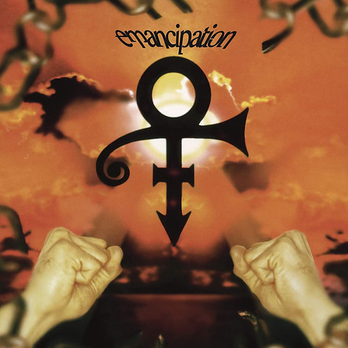 Prince - Emancipation LP Released 13/09/19