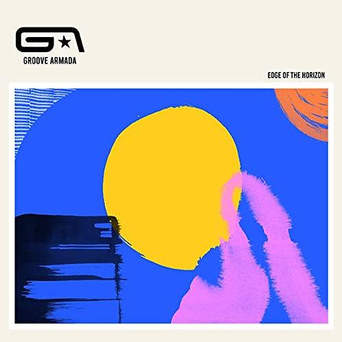 Groove Armada - Edge Of The Horizon LP Released 02/10/20