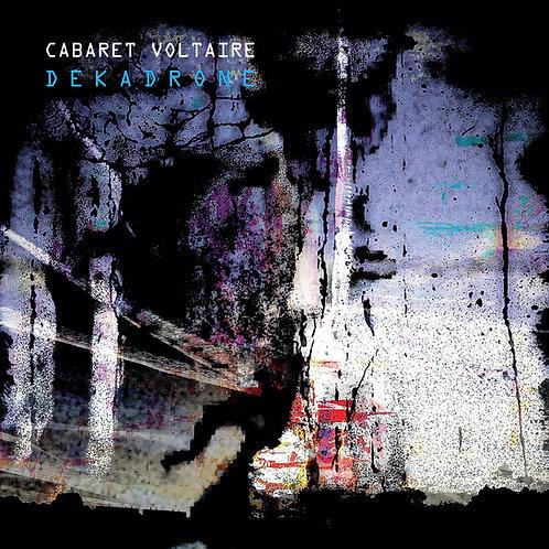 Cabaret Voltaire - Dekadrone White Vinyl LP Released 26/03/21