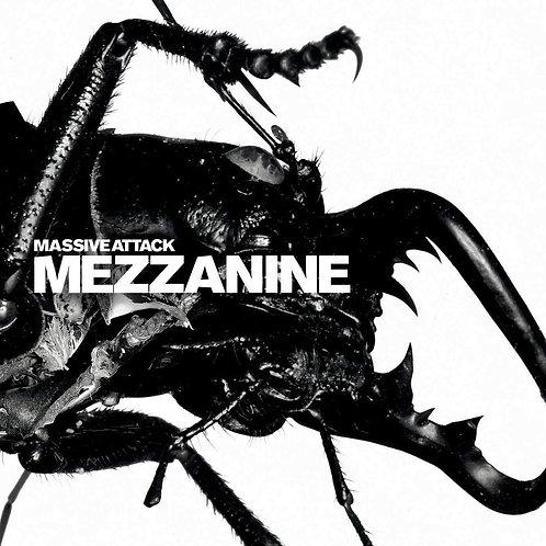 Massive Attack - Mezzanine (2018 Remaster) CD Released 23/08/19