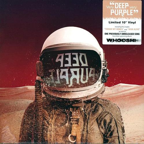 "Deep Purple - Throw My Bones 10"" Released 17/07/20"