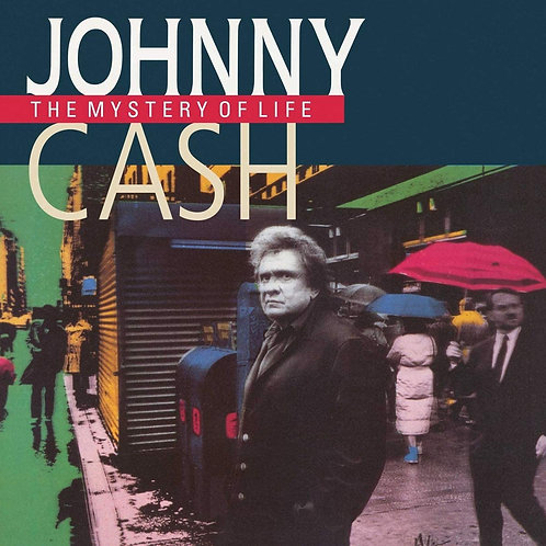 Johnny Cash - The Mystery Of Life LP Released 26/06/20