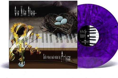 Prince - One Nite Alone... Solo Piano And Voice By Prince LP Released 29/05/20