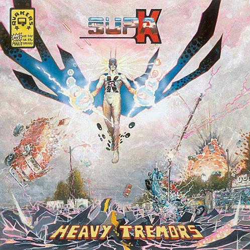 Quakers - Supa K: Heavy Tremors LP