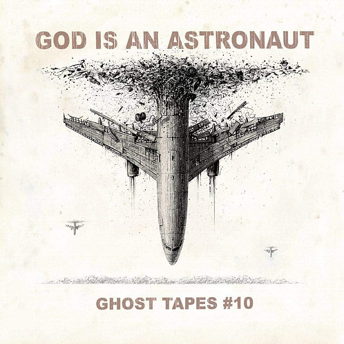 God Is An Astronaut - Ghost Tapes #10 LP Released 12/02/21