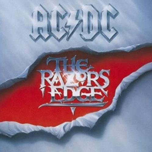 AC/DC - The Razor's Edge LP