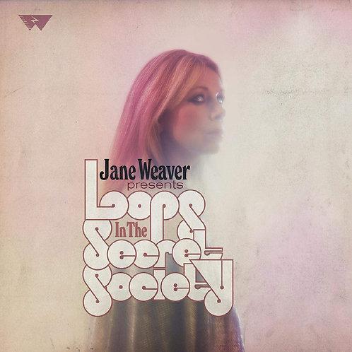 Jane Weaver - Loops In The Secret Society CD Released 15/11/19