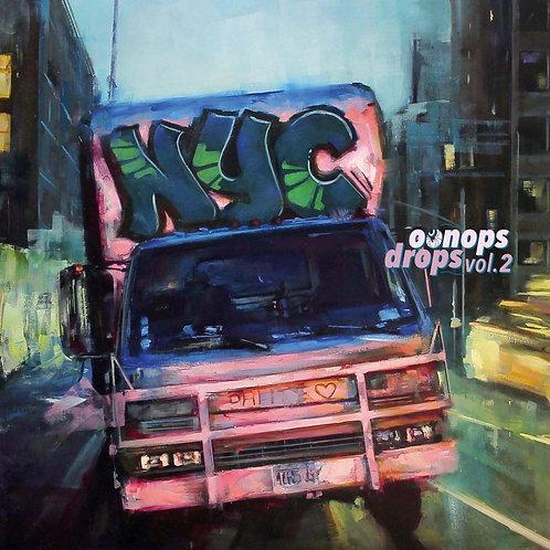 Various - Oonops Drops Vol. 2 LP Released 27/09/19