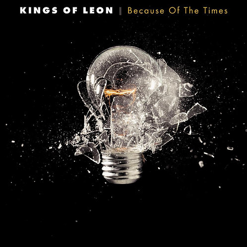 Kings Of Leon - Because Of The Times LP