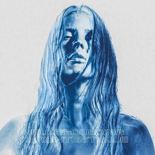 Ellie Goulding - Brightest Blue LP Released 17/07/20