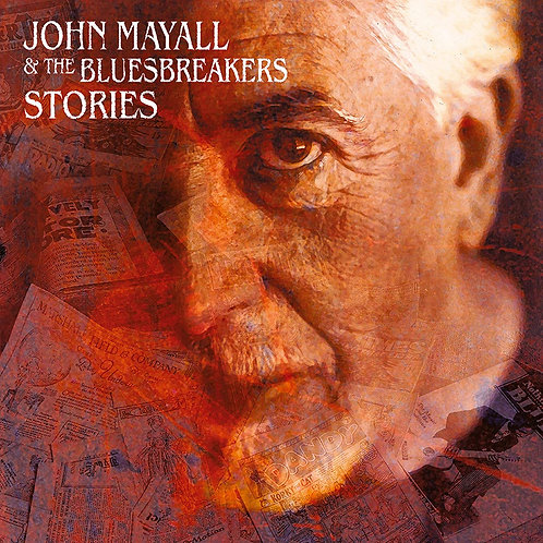 John Mayall And The Bluesbreakers - Stories LP Released 13/11/20