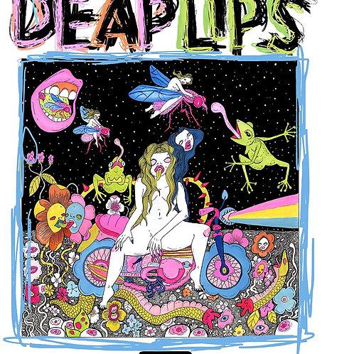 Deap Lips - Deap Lips LP Released 13/03/20
