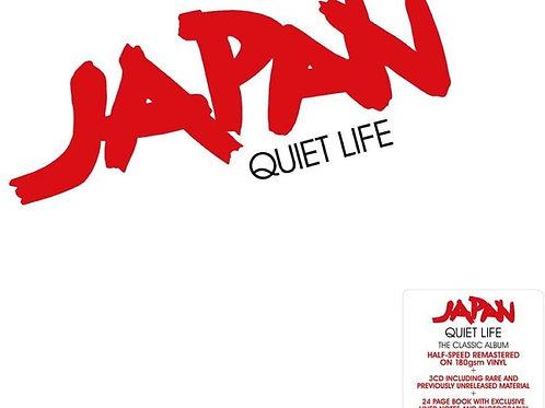 Japan - Quiet Life Deluxe Edition Released 05/03/21