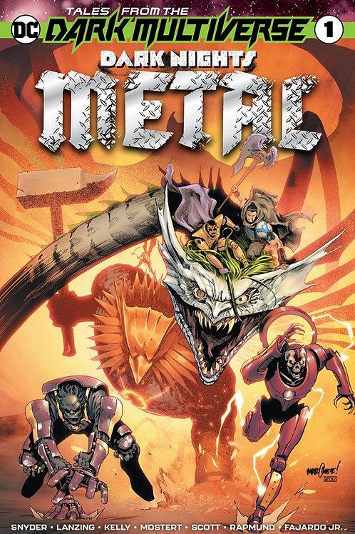 Tales From The Dark Multiverse: Dark Nights: Metal #1