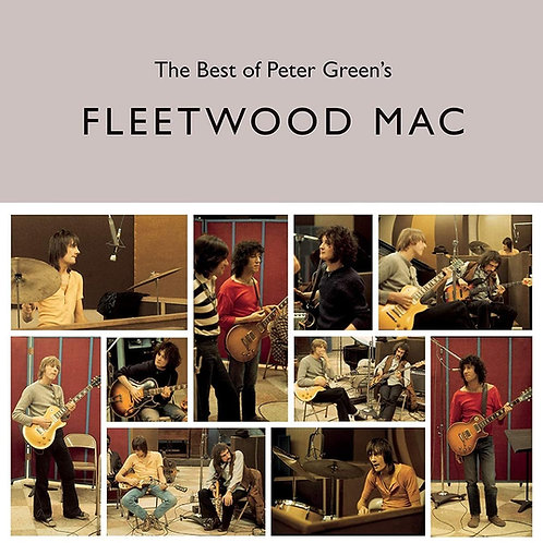 Fleetwood Mac - The Best Of Peter Green's Fleetwood Mac LP Released 20/11/20