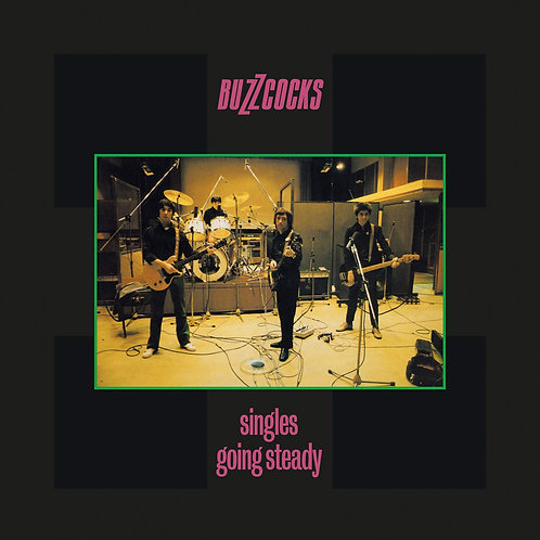 Buzzcocks - Singles Going Steady LP Released 14/06/19