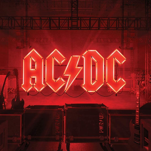 AC/DC - Power Up LP Released 13/11/20