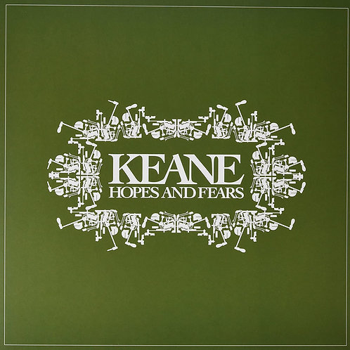 Keane - Hopes And Fears LP