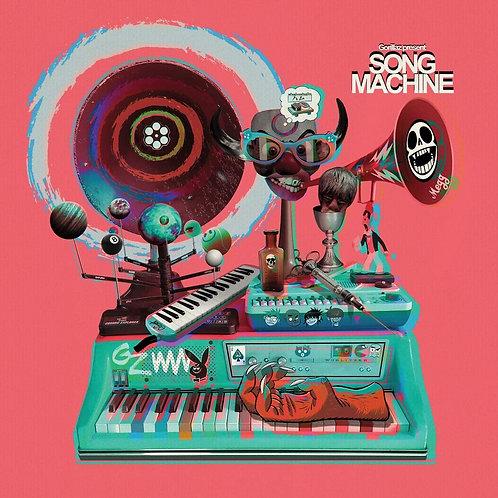 Gorillaz - Song Machine: Season One - Strange Timez CD Released 23/10/20