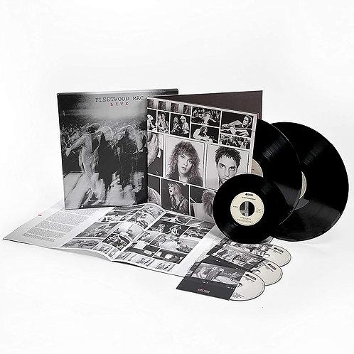 Fleetwood Mac - Live Super Deluxe Edition Released 09/04/21