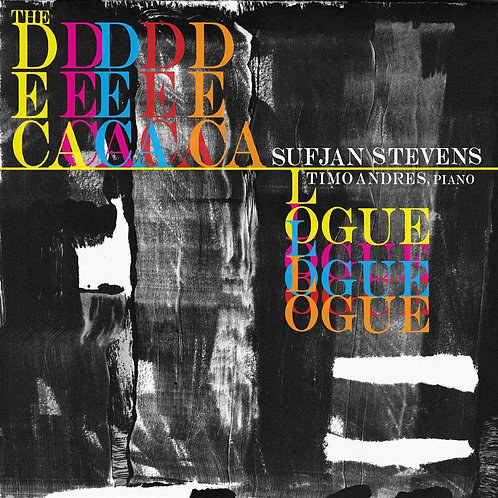 Sufjan Stevens And Timo Andres - The Decalogue LP Released 13/12/19