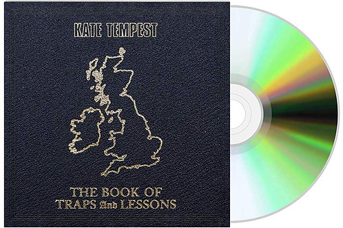 Kate Tempest - The Book of Traps and Lessons CD Release 14/06/19