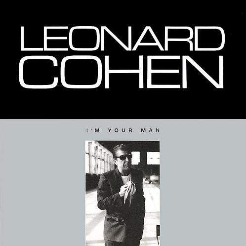 Leonard Cohen - I'm Your Man LP