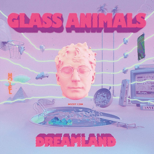 Glass Animals - Dreamland CD Released 07/08/20