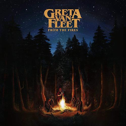Greta Van Fleet - From The Fires LP Black Friday 2019