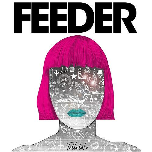 Feeder - Tallulah CD Released 09/08/19