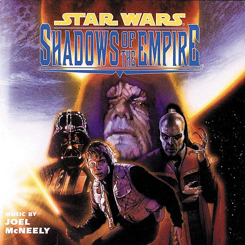 Joel McNeely - Star Wars: Shadows Of The Empire - Original Soundtrack 07/08/20