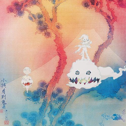 Kanye West & Kid Cudi - Kids See Ghosts LP