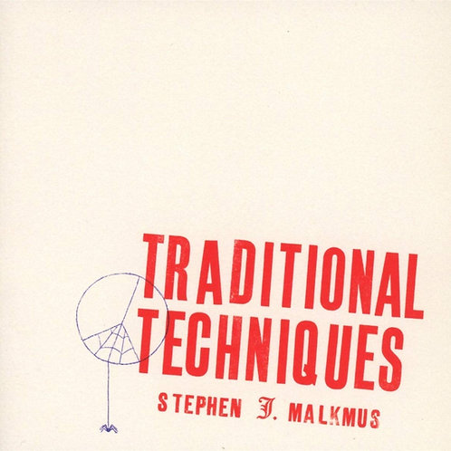 Stephen Malkmus - Traditional Techniques LP #LRS Released 18/12/20