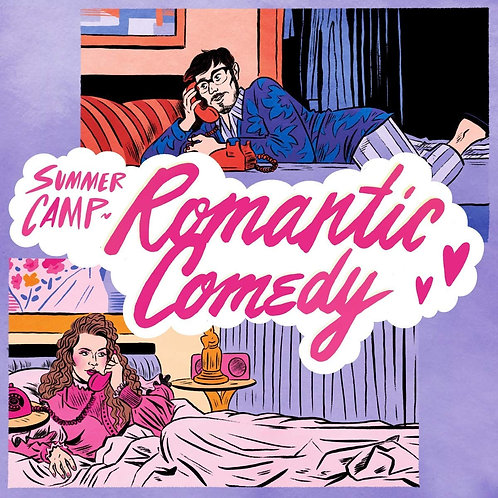 Summer Camp - Romantic Comedy LP Released 14/02/20