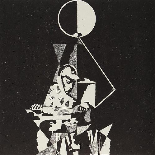King Krule - 6 Feet Beneath The Moon LP