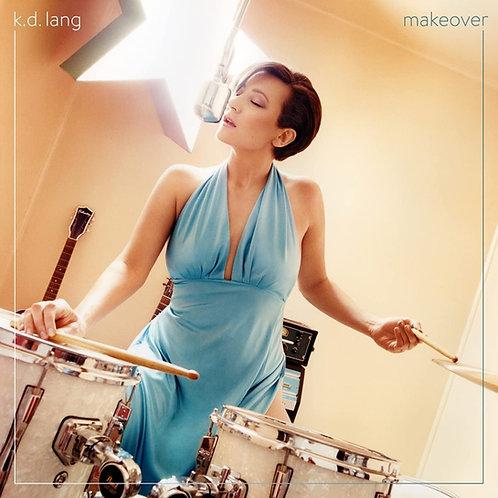 K.D. Lang - Maveover - Transparent Turquoise Vinyl LP Released 28/05/21