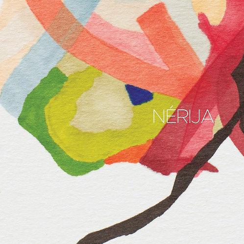 Nérija - Blume LP Released 02/08/19
