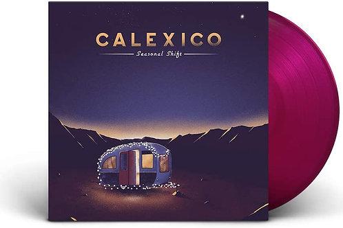 Calexico - Seasonal Shift LP Released 04/12/20