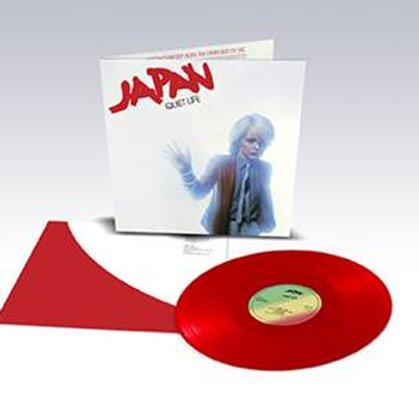 Japan - Quiet Life Red Vinyl LP Released 05/03/21