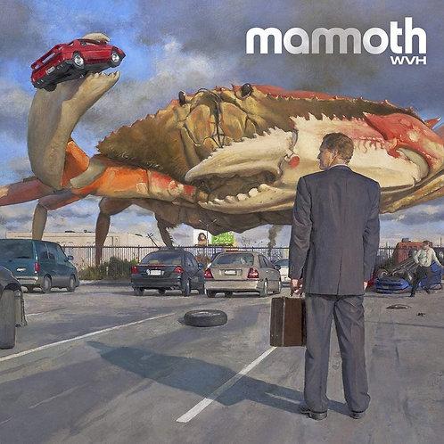 Mammoth WVH - Mammoth WVH - Black Ice Translucent Vinyl LP Released 11/06/21