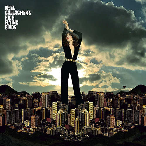 Noel Gallagher's High Flying Birds - Blue Moon Rising EP Released 06/03/20